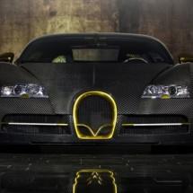 Bugatti Veyron Linea Vincero dOro od Mansory - Zdjecie nr 11
