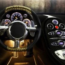 Bugatti Veyron Linea Vincero dOro od Mansory - Zdjecie nr 3