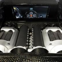 Bugatti Veyron Linea Vincero dOro od Mansory - Zdjecie nr 7