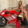 Ducati girls - Pictures nr 10