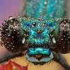 Amazing pictures of insects in drops of dew - Pictures nr 2