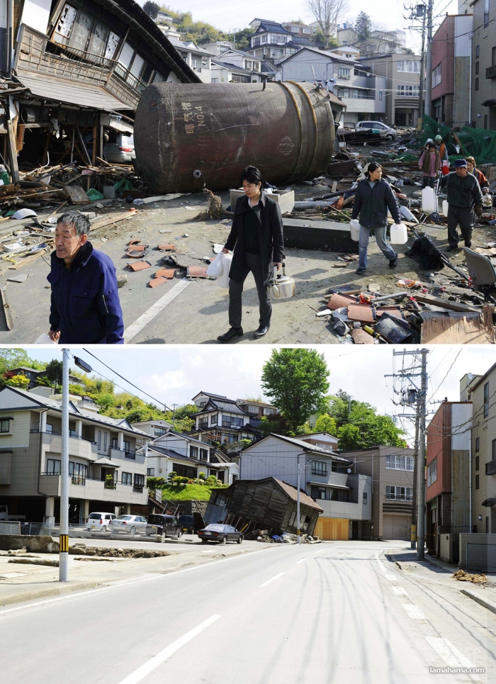 an overview of japans recovery after an earthquake A summary of news from japan: after the earthquake and tsunami oil refinery burning in japan after 2011 earthquake hoping for a speedy recovery for japan.