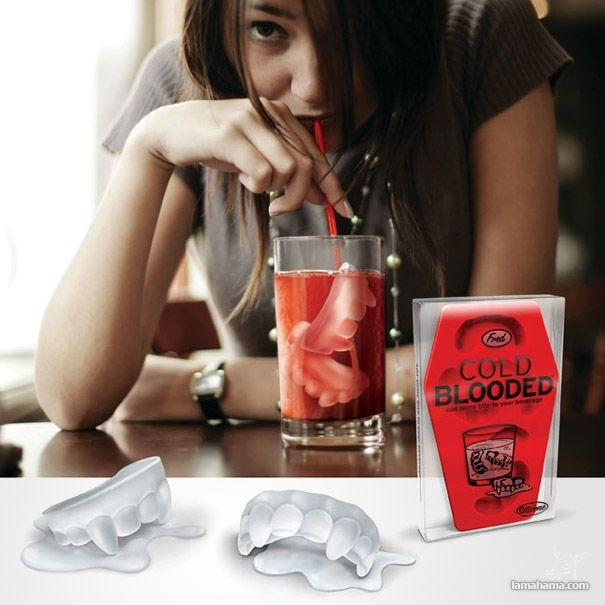 Creative ice cube trays - Pictures nr 1