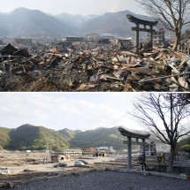 100 days after the earthquake in Japan - Pictures nr 3