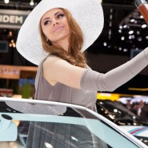 Girls from Geneva Motor Show 2012 - Pictures nr 21
