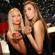 Girls from Geneva Motor Show 2012 - Pictures nr 490