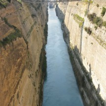 The Corinth Canal - Pictures nr 494