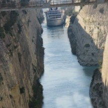 The Corinth Canal - Pictures nr 2