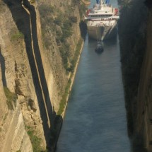 The Corinth Canal - Pictures nr 3