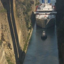 The Corinth Canal - Pictures nr 4