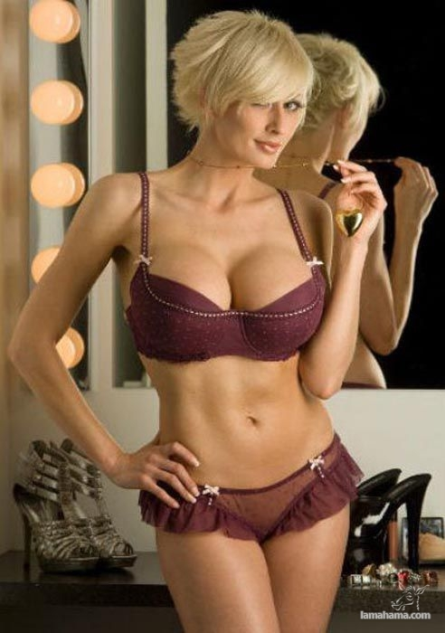 Beautiful girls in bras - Pictures nr 42