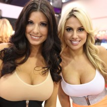 Girls from Auto Show - Pictures nr 3