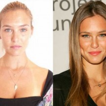 Supermodels without makeup - Pictures nr 4