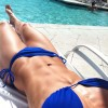Muscular female bellies - Pictures nr 15