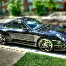 Beautiful HDR Car Photos
