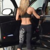 Celebrities in tight leggings - Pictures nr 4