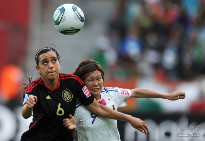 FIFA Women's World Cup Germany 2011 - Pictures nr 11