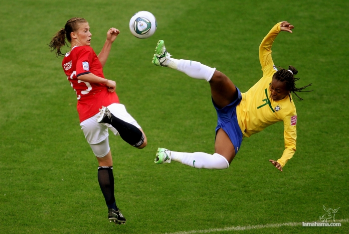 FIFA Women's World Cup Germany 2011 - Pictures nr 15