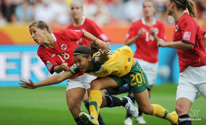 FIFA Women's World Cup Germany 2011 - Pictures nr 17