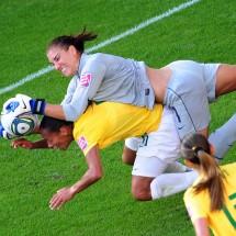 MŚ w piłce nożnej kobiet - Niemcy 2011 - Zdjecie nr 21