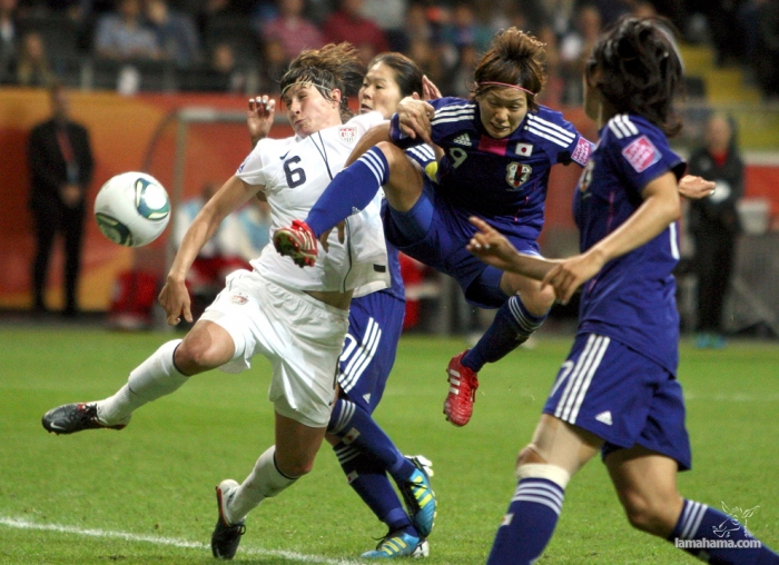 FIFA Women's World Cup Germany 2011 - Pictures nr 26