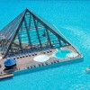 The biggest swiming Pool - San Alfonso del Mar Resort - Pictures nr 2