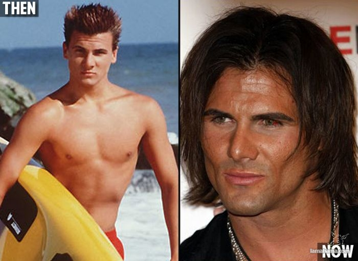 Teen celebrities then and now - Pictures nr 15