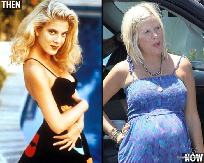 Teen celebrities then and now - Pictures nr 20