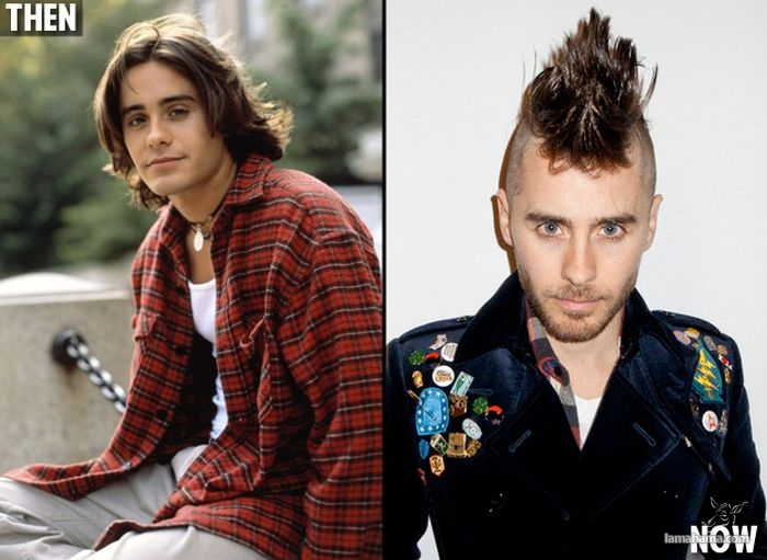 Teen celebrities then and now - Pictures nr 23