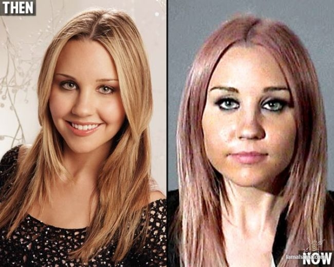 Teen celebrities then and now - Pictures nr 6