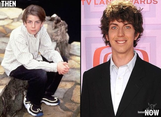 Teen celebrities then and now - Pictures nr 9