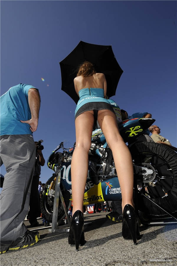 Girls from Pit Stops - Pictures nr 20