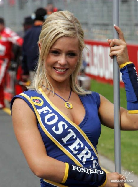Girls from Pit Stops - Pictures nr 30