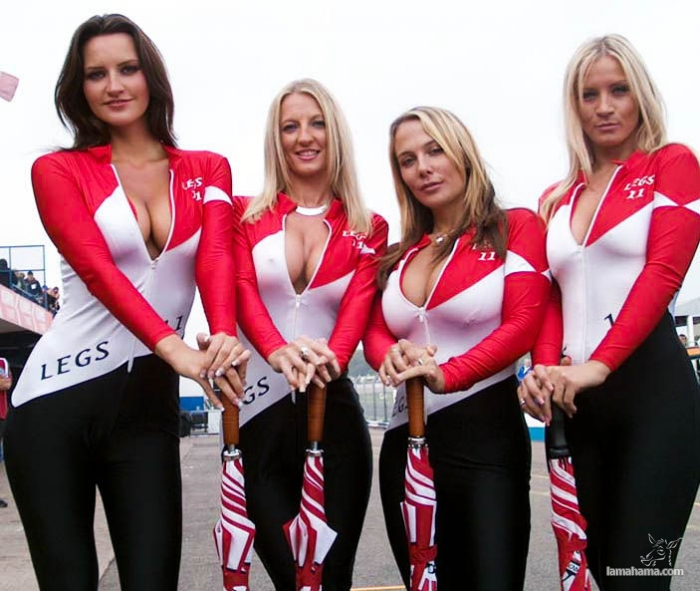 Girls from Pit Stops - Pictures nr 34