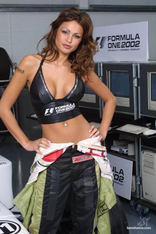 Girls from Pit Stops - Pictures nr 35