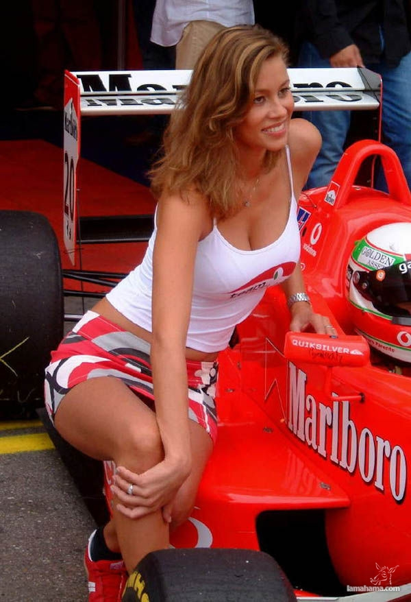 Girls from Pit Stops - Pictures nr 45