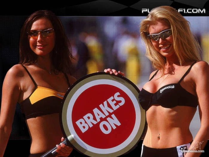 Girls from Pit Stops - Pictures nr 50