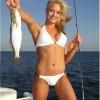 Girls fishing in bikini - Pictures nr 10