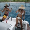 Girls fishing in bikini - Pictures nr 9