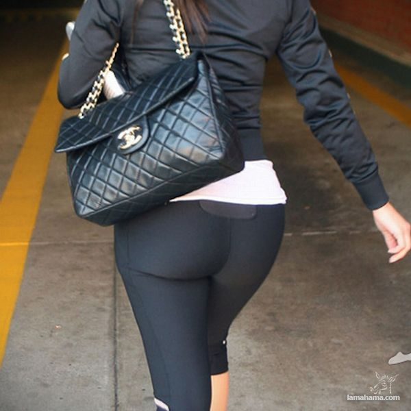 Hot girls in tight leggings - Pictures nr 4