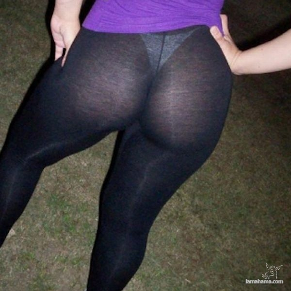 Hot girls in tight leggings - Pictures nr 44