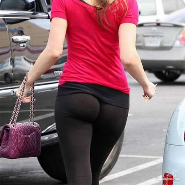 Hot girls in tight leggings - Pictures nr 5