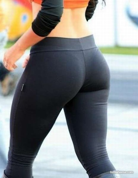 Hot girls in tight leggings - Pictures nr 56