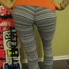 Hot girls in tight leggings - Pictures nr 9
