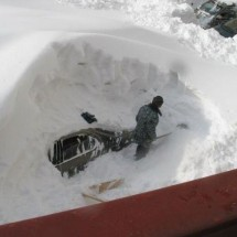 Mega Winter in Russia - Pictures nr 77
