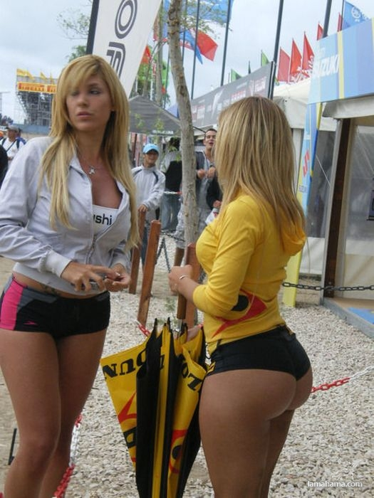 Large, round, woman butts - Pictures nr 18