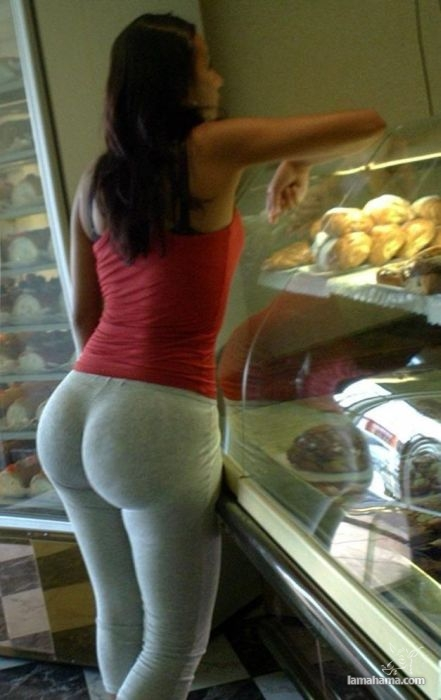 Large, round, woman butts - Pictures nr 27