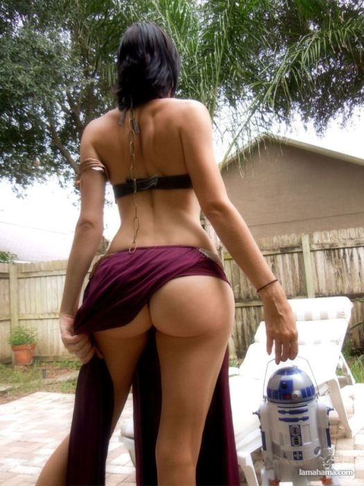 Large, round, woman butts - Pictures nr 29