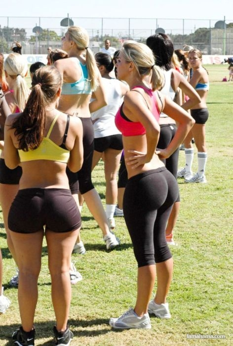 Large, round, woman butts - Pictures nr 31