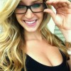 Sexy girls in glasses - Pictures nr 9